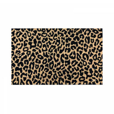 Potted / General Eclectic Leopard Doormat | Koop.co.nz