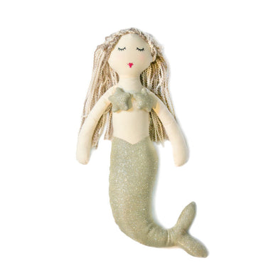 Nana Huchy Mia The Mermaid - Gold | Koop.co.nz