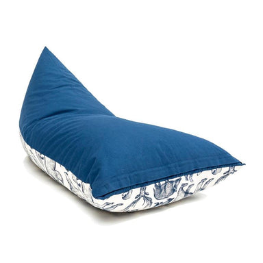 Cocoon Couture Kids Wild Ones Bean Bag & Liner - Ink | Koop.co.nz