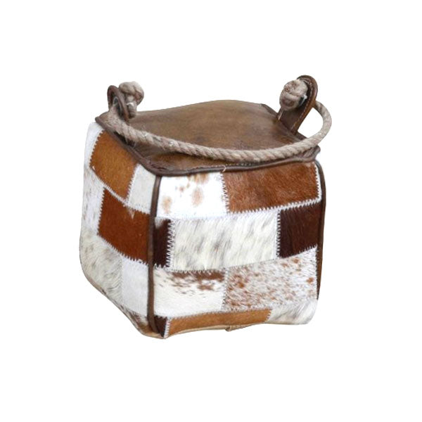 Rembrandt Fine Arts Leather Patchwork Door Stop | Koop.co.nz