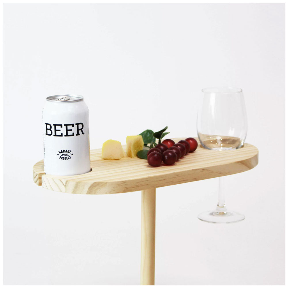 Mood Portable Pine Picnic Table | Koop.co.nz