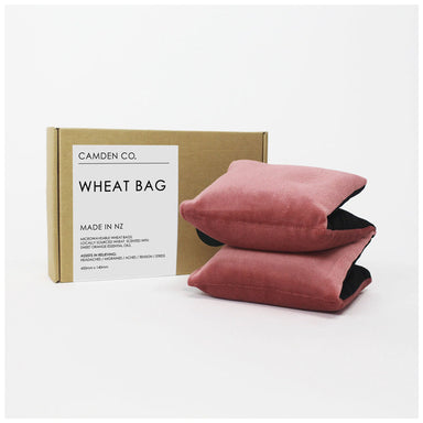 Camden Co. Wheat Bag – Blush | Koop.co.nz