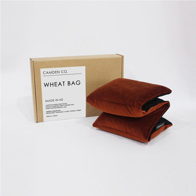 Camden Co. Wheat Bag – Copper | Koop.co.nz