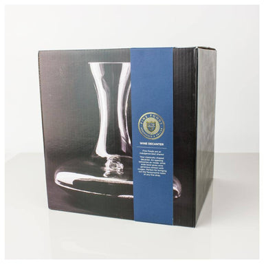 Davis & Waddell Fine Foods Wine Decanter | Koop.co.nz