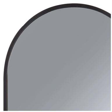 Amalfi Acton Black Arch Mirror (90cm) | Koop.co.nz