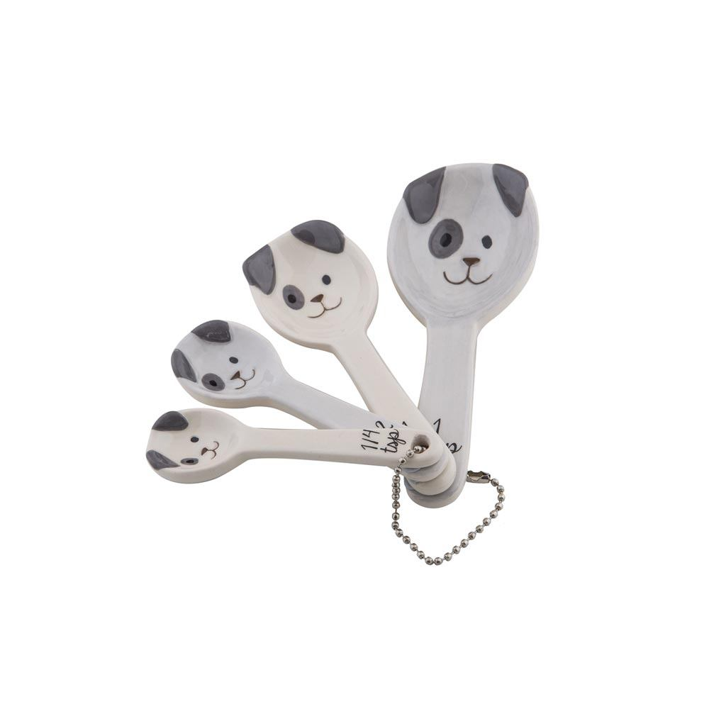 Emporium Spotty Dog Measuring Spoons | Koop.co.nz