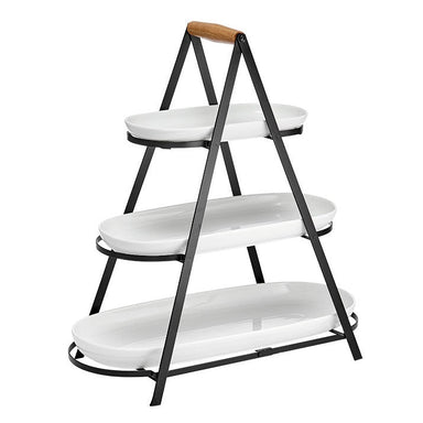 Ladelle Three Tier Oblong Serving Tower | Koop.co.nz