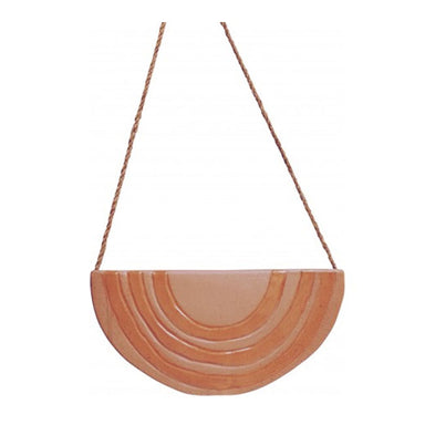 Urban Products Rainbow Hanging Planter - Terracotta | Koop.co.nz