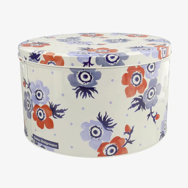 Emma Bridgewater Anemone Cake Tin - Large | Koop.co.nz