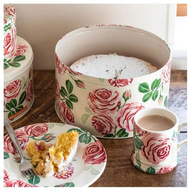 Emma Bridgewater Pink Roses Cake Tin Set/3 | Koop.co.nz