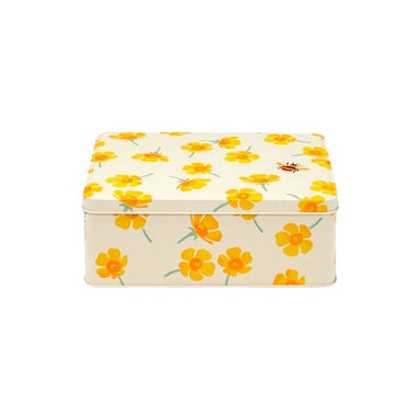 Emma Bridgewater Rectangle Buttercup Tin | Koop.co.nz