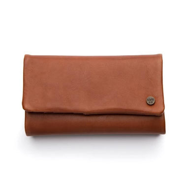 Stitch & Hide Women's Leather Paiget Wallet Classic Collection - Maple | Koop.co.nz