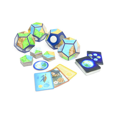 Blue Orange Planet Game | Koop.co.nz