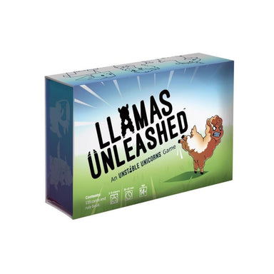 Unstable Games Llamas Unleashed | Koop.co.nz
