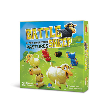 Blue Orange Battle Sheep | Koop.co.nz