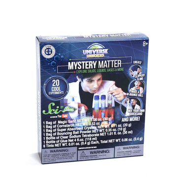 Be Amazing Toys Universe Unboxed Kit – Mystery Matter | Koop.co.nz