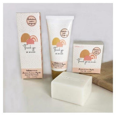 Urban Products Thank You Hand & Nail Cream - Banksia & Myrtle (100ml) | Koop.co.nz