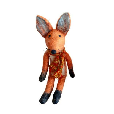 Tik Tak Handmade NZ Wool Fox – Small | Koop.co.nz