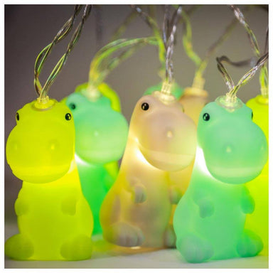 Stellar Haus Dinosaur LED String Lights | Koop.co.nz