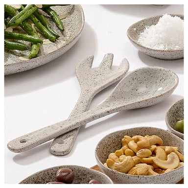 Ladelle Artisan Salad Servers | Koop.co.nz