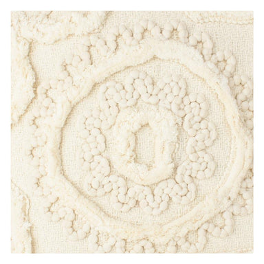 Stoneleigh & Roberson Lotus Embroidered Tassel Cushion (45cm) | Koop.co.nz