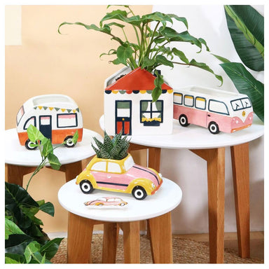 Urban Products Retro House Planter | Koop.co.nz