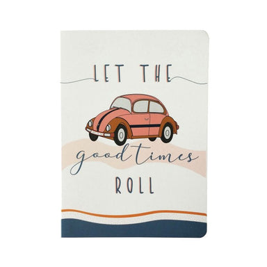 Urban Products Journal - Let The Good Times Roll (A5) | Koop.co.nz