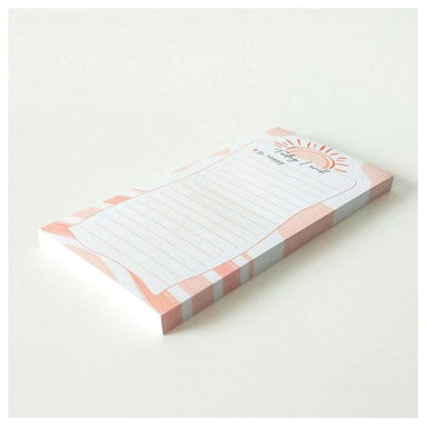 Urban Products Notepad - Today I Will | Koop.co.nz