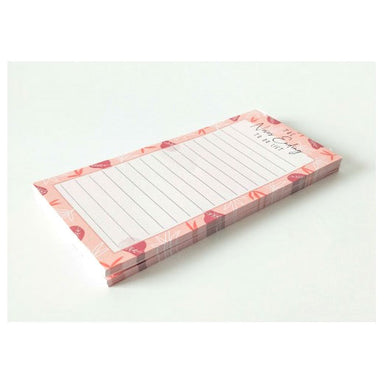 Urban Products Notepad - Never Ending List | Koop.co.nz