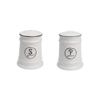 T&G Pride Of Place Salt & Pepper Shakers – White | Koop.co.nz