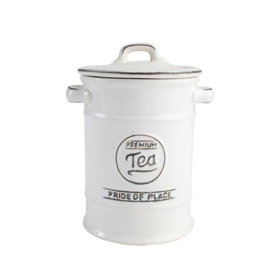 T&G Pride Of Place Tea Jar - White | Koop.co.nz