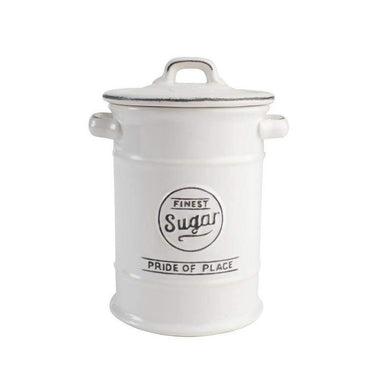 T&G Pride Of Place Sugar Jar - White | Koop.co.nz