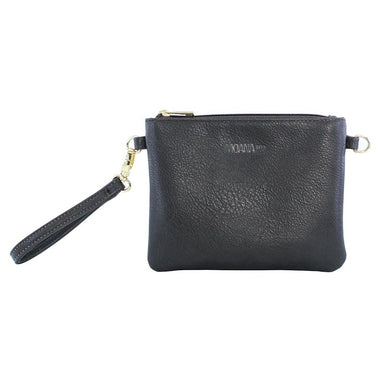 Moana Road Viaduct Clutch Bag - Brown | Koop.co.nz
