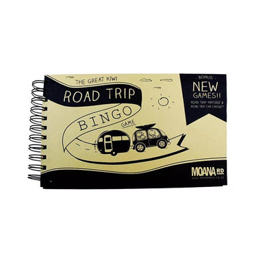 Moana Road Road Trip Bingo Game | Koop.co.nz