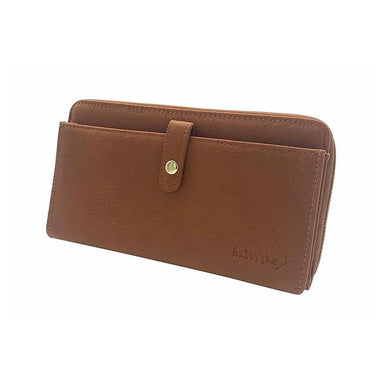 Moana Road Fitzroy Ladies Wallet - Tan | Koop.co.nz