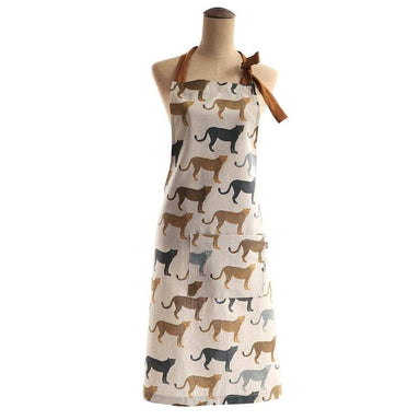 Raine & Humble Cheetahs Gone Wild Apron | Koop.co.nz