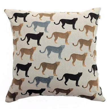 Raine & Humble Cheetahs Gone Wild Cushion (60cm) | Koop.co.nz