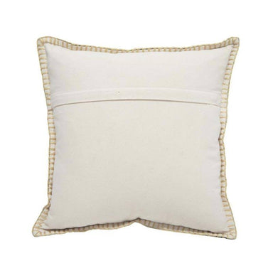 Stoneleigh & Roberson Sundai Blanket Stitch Cushion (45cm) | Koop.co.nz