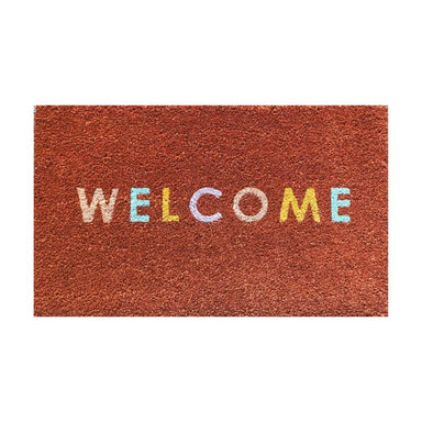 Potted / General Eclectic Welcome Doormat | Koop.co.nz