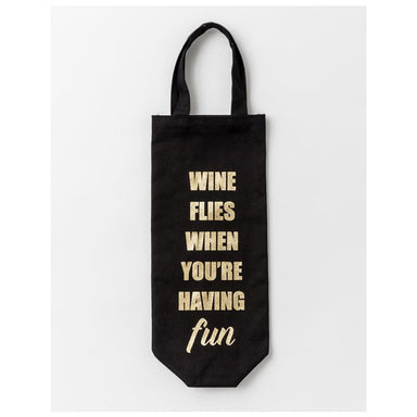 Stella & Gemma Wine Flies Wine Bag | Koop.co.nz