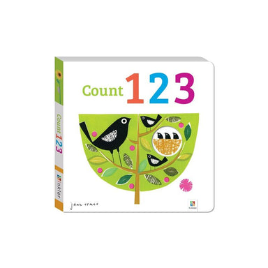 Hinkler Peep Through Book - Count 1,2,3 | Koop.co.nz
