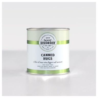 Sweet Disorder Canned Hugs | Koop.co.nz