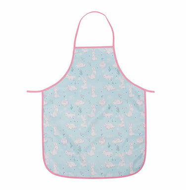 Annabel Trends Easy Wipe Kids Apron – Baby Bunny | Koop.co.nz
