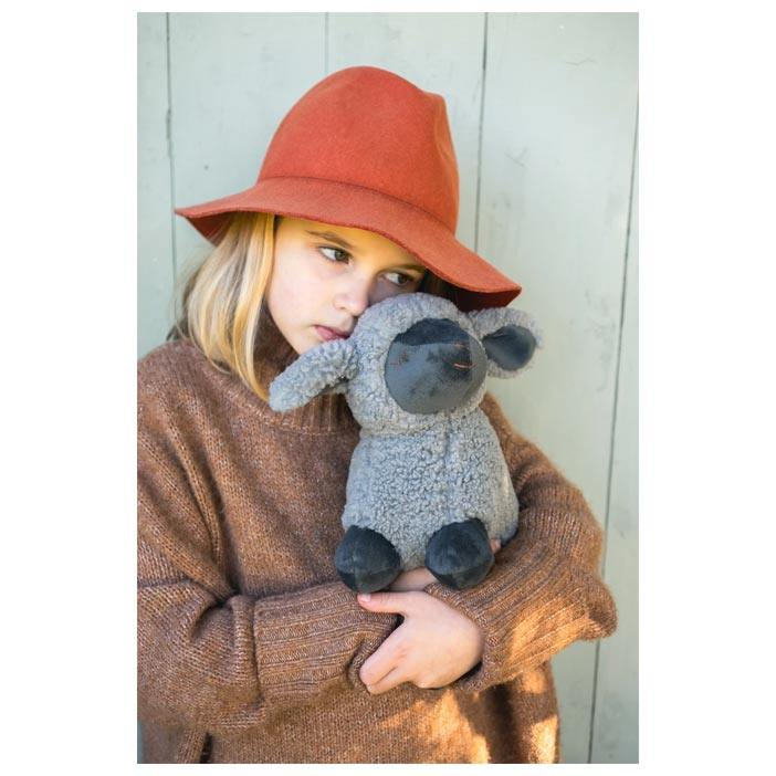 Nana Huchy Charlotte The Sheep - Grey | Koop.co.nz