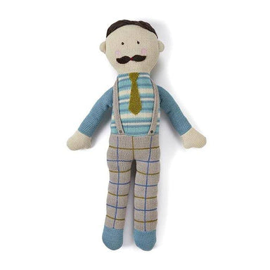 Nana Huchy Papa Knitted Doll | Koop.co.nz