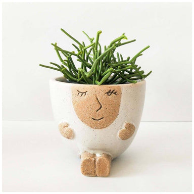 Urban Products Daisy Sitting Planter | Koop.co.nz