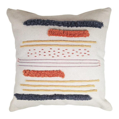 Urban Products Saree Stripe Cushion (45cm) | Koop.co.nz