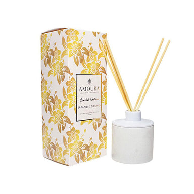 Amoura Luxury Fragrant Diffuser - Japanese Orchid | Koop.co.nz