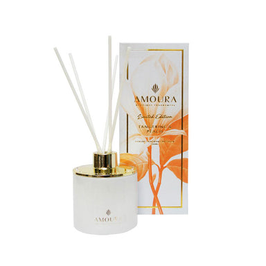 Amoura Luxury Fragrant Diffuser - Tangerine & Peach | Koop.co.nz