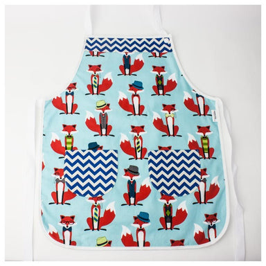 Elephant Ollie Cotton Pocket Kids Apron – Fox & Houndstooth | Koop.co.nz